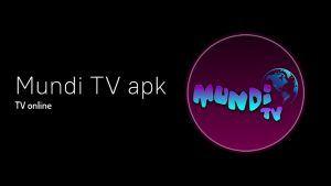 Descargar Mundi TV apk