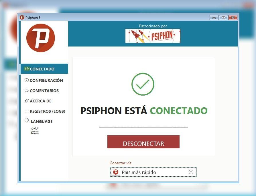 Psiphon PC