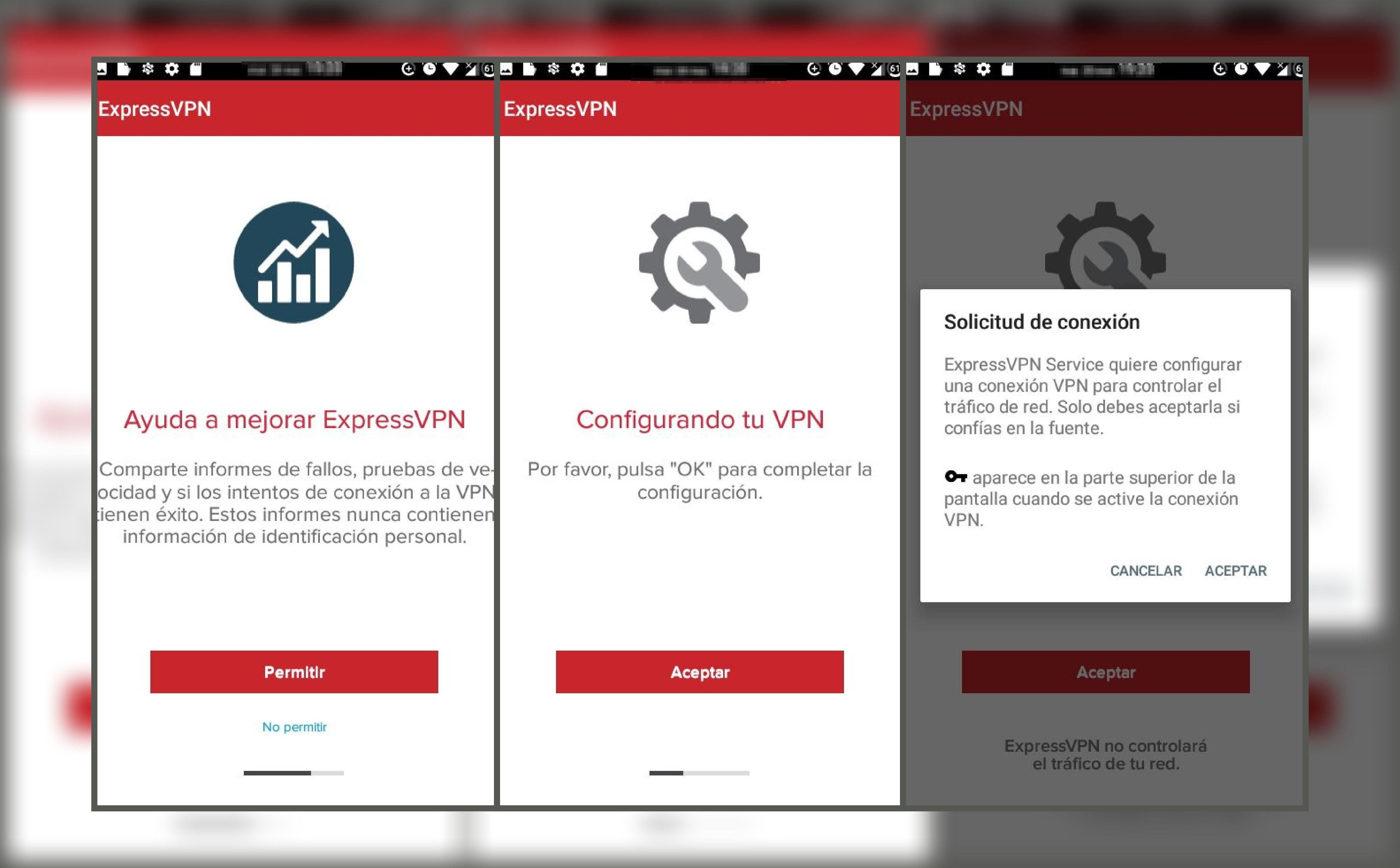 express vpn cuentas gratis