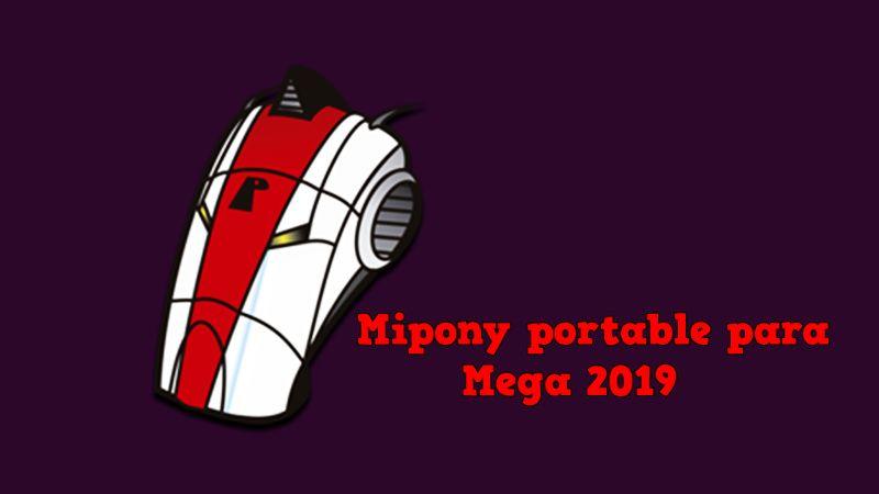 Mipony portable