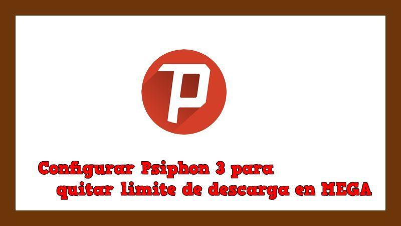 Instalar Psiphon 3