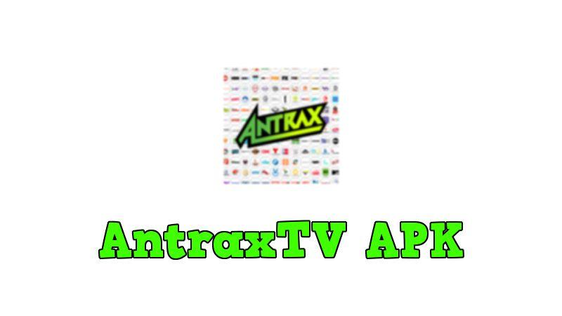 Descargar AntraxTV APK