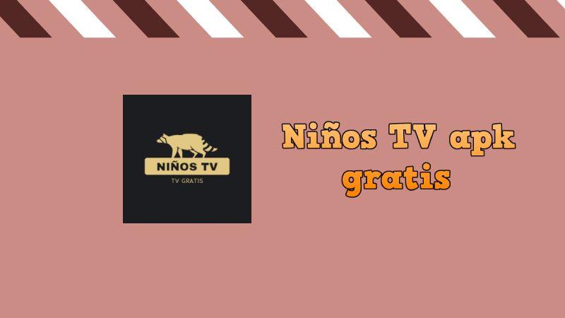 Niños TV app