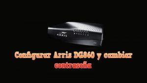 Configurar Arris DG860