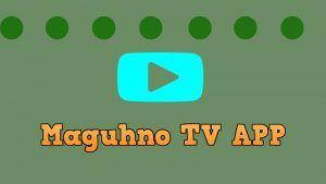 descargar Maguhno TV app