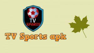 Descargar TV Sports apk