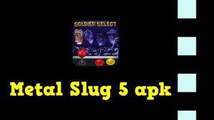 Metal Slug 5 sin emulador