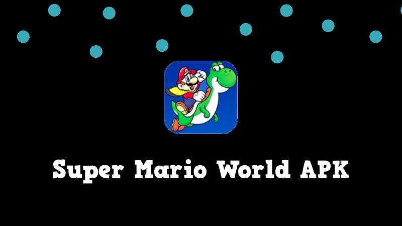 Super Mario World apk