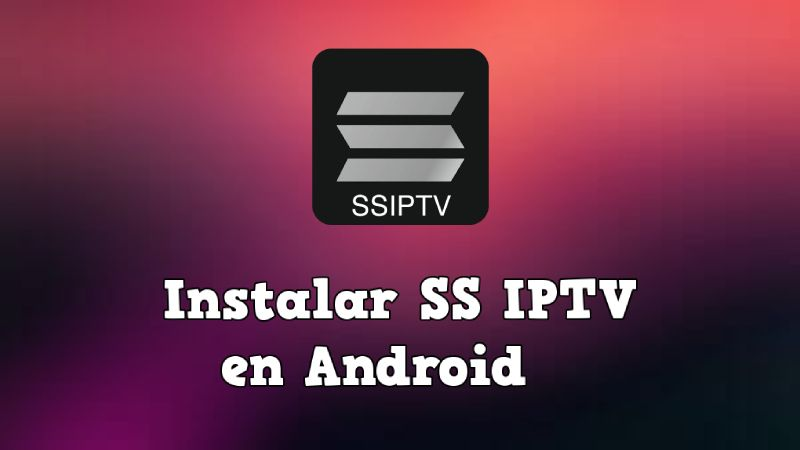 SS IPTV gratis