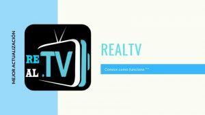 Descargar RealTV apk