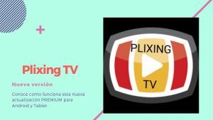 Plixing TV apk