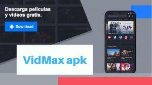 descargar VidMax apk