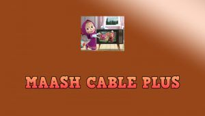 MAASH CABLE PLUS apk