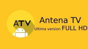 Antena TV apk en Android y TV Box: Ultima versión