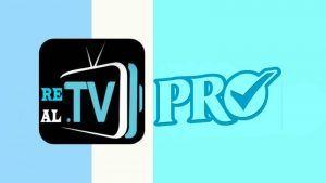Real TV PRO APK gratis en Android: última versión