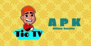 Tio TV APK última versión: Descarga en Android