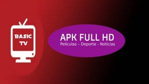 Basic TV apk para Android y TV Box: Ultima version