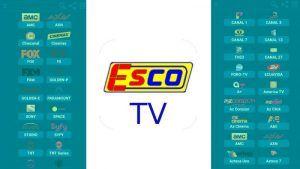 Esco TV APK ultima versión: Descargar en Android
