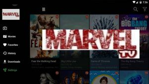 Marvel TV APK para Android: instalar Ultima versión