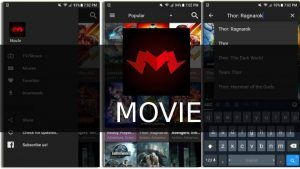 Movie Apk version Pro: Android, TV Box, Smart TV