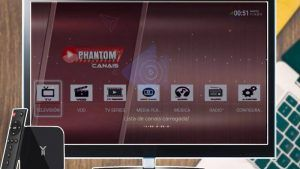 Phantom Canais APK gratis: Android / PC / iPhone / Smart TV