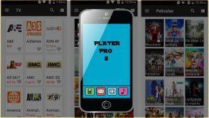 Player PRO 2 apk en Android: Ultima versión PREMIUM