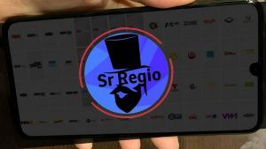 SR Regio APK para Android y TV Box: Ultima versión