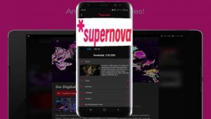 SuperNova TV apk gratis: Version PREMIUM en Android