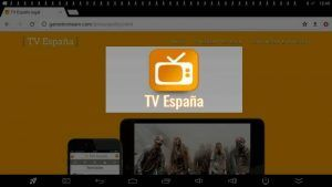 TV España apk en Android y TV Box: Full HD y 4K