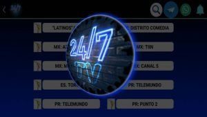 24/7 Channels apk para Android y TV Box: Ultima versión