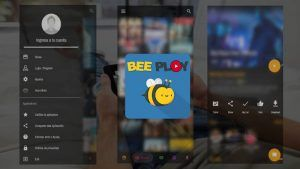 Bee Play apk para Android y TV Box: Ultima versión PREMIUM