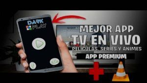 Dark Play APK para Android y TV Box: Ultima versión Pro