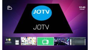 JoTV APK para Android y TV Box: Ultima versión