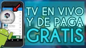 Magna TV APK para Android y TV Box: Ultima versión