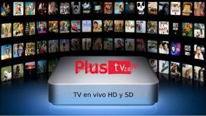 Plus TV apk para Android Y TV Box: Ultima versión