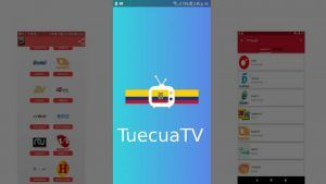 Tuecua TV APK para Android y TV Box: Ultima versión Pro