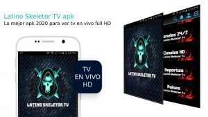 Latino Skeletor TV