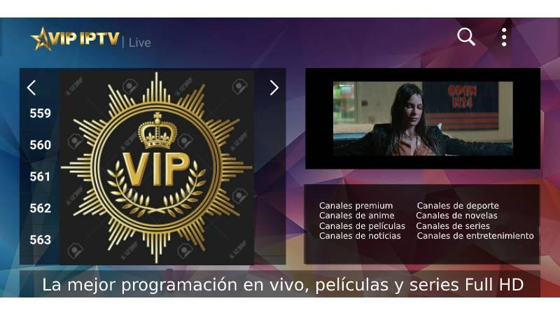 VIP IPTV