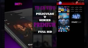 BET+ APK para Android y TV Box ultima versión PREMIUM