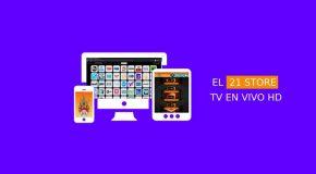 EL 21 STORE apk ultima versión para Android y TV Box