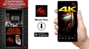 Movie Plus apk última versión para TV Box / Window