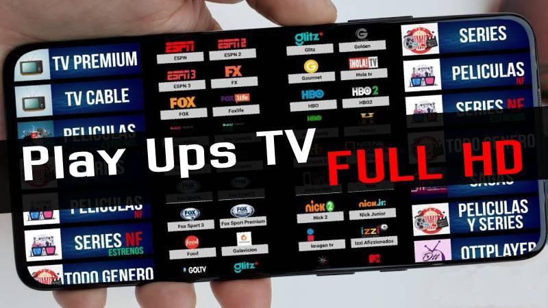 Play Ups TV