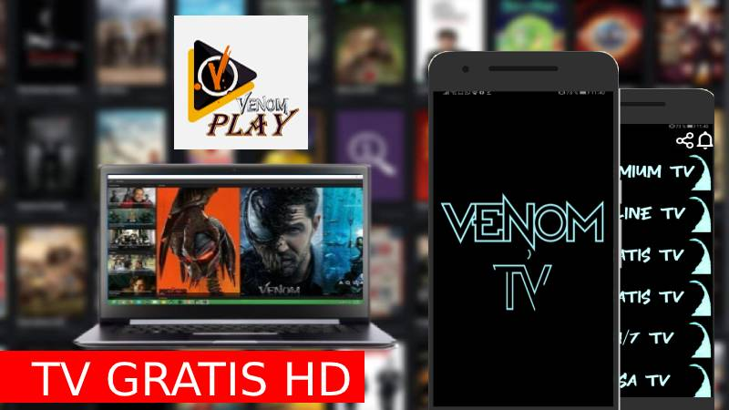 Venom Play TV