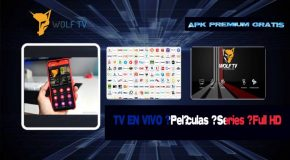 Wolf TV apk en Android y TV Box / versión actualizada