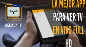 Ultima versión Heliaca TV APK PREMIUM: Android/TV Box