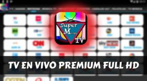 Super Mospy TV APK PREMIUM: Android / TV Box / Smart TV