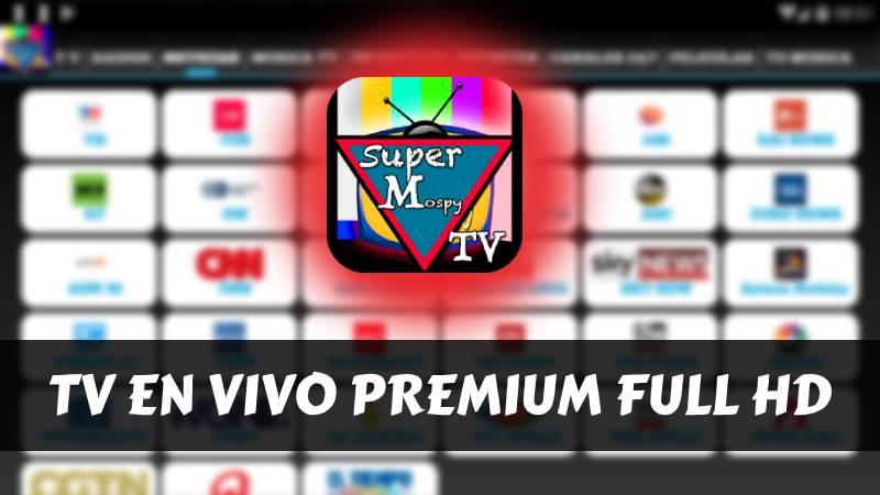 Super Mospy TV