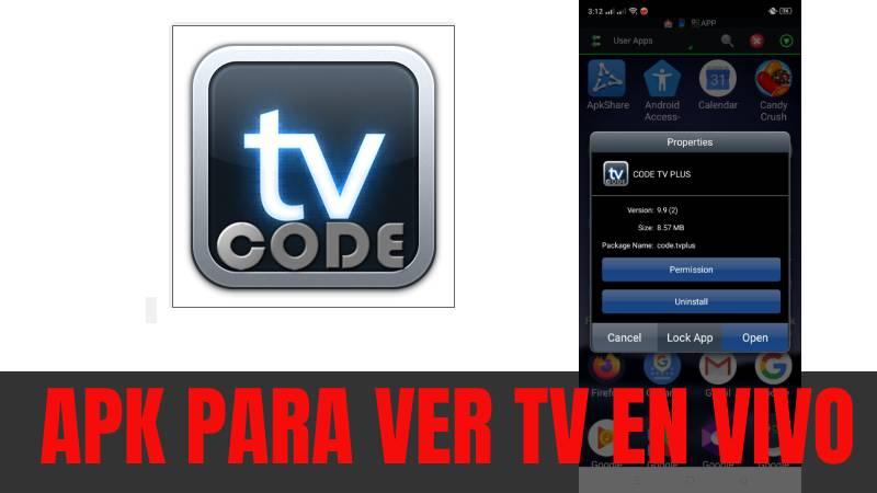 CODE TV PLUS