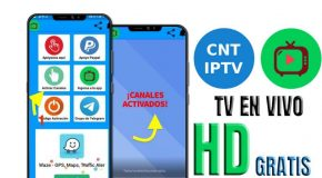 CNT IPTV apk última versión 2020: TV Box, Smart TV