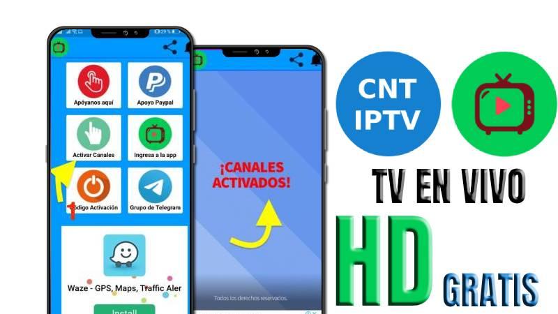 CNT IPTV